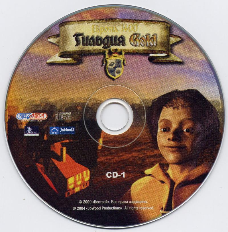 The Guild: Gold Edition Windows Media Disc 1/2
