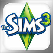 The Sims 3 iPhone Front Cover