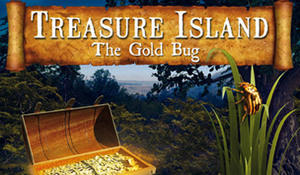Treasure Island: The Gold Bug Windows Front Cover