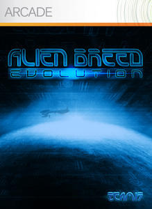Alien Breed: Evolution - Episode 1 Xbox 360 Front Cover