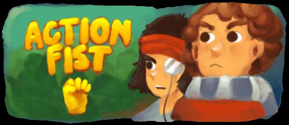 Action Fist Windows Front Cover