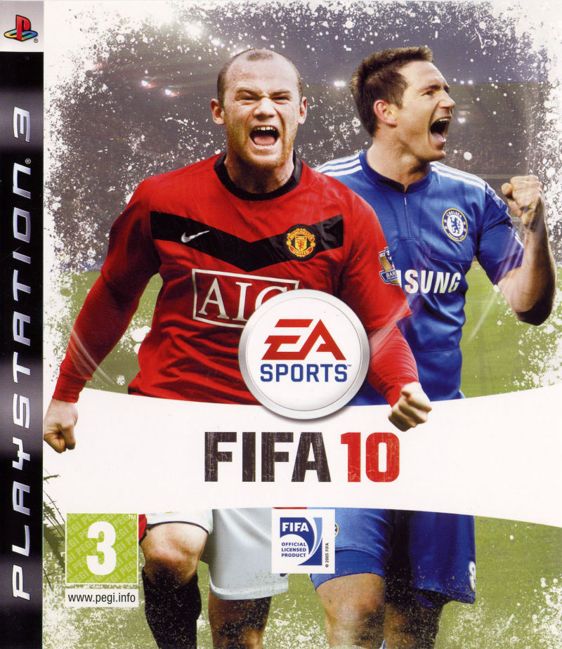 Screens Zimmer 4 angezeig: fifa 10 ps3