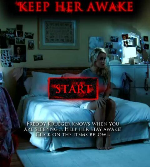 Keep Her Awake Browser Front Cover