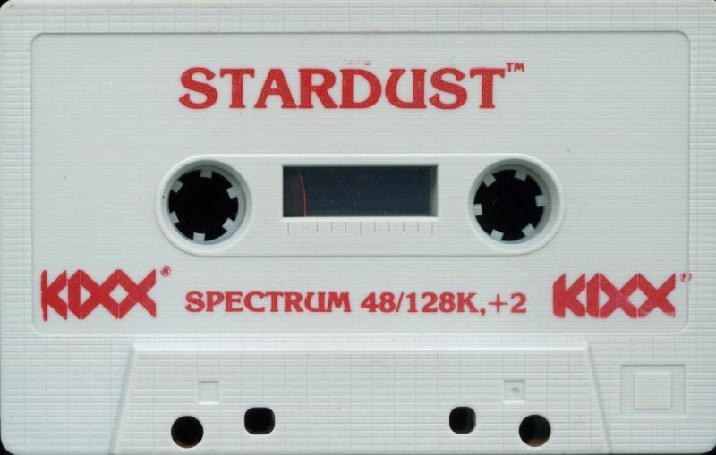 Star Dust ZX Spectrum Media