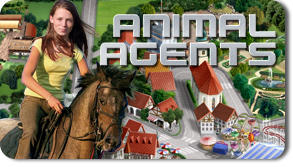 Animal Agents Windows Front Cover