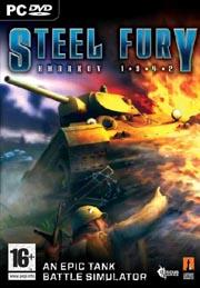 Steel Fury: Kharkov 1942 Windows Front Cover