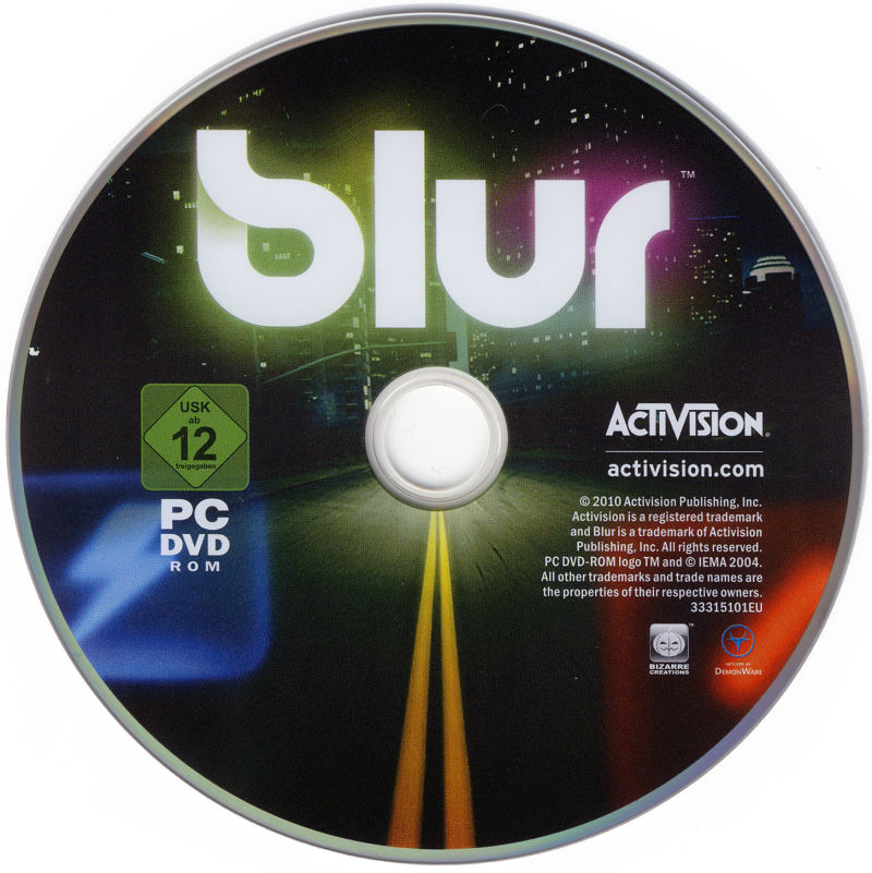 Blur Windows Media