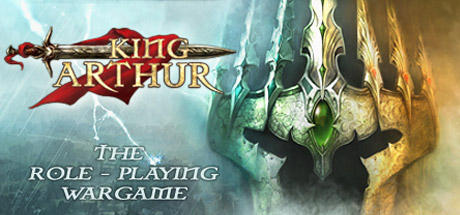 King Arthur: The Role-playing Wargame Windows Front Cover