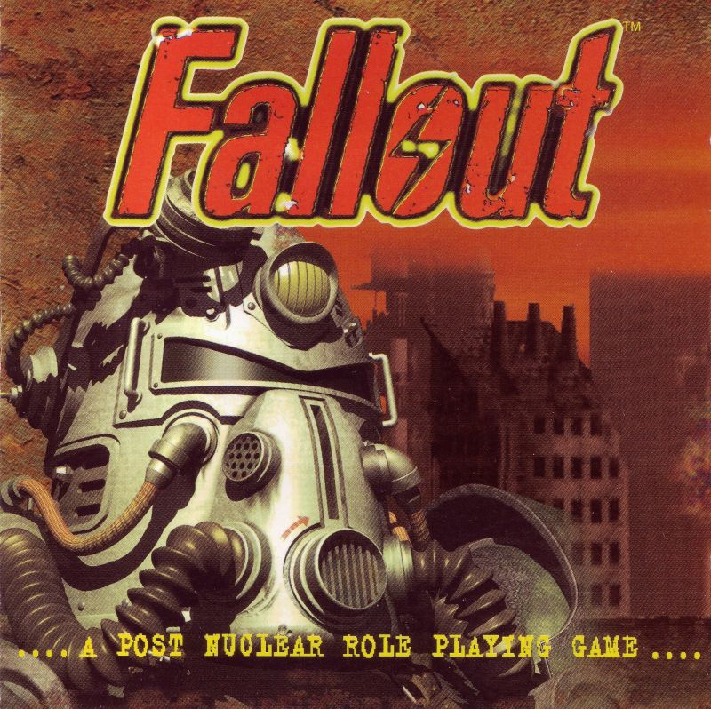 Fallout Windows Other Jewel Case - Front