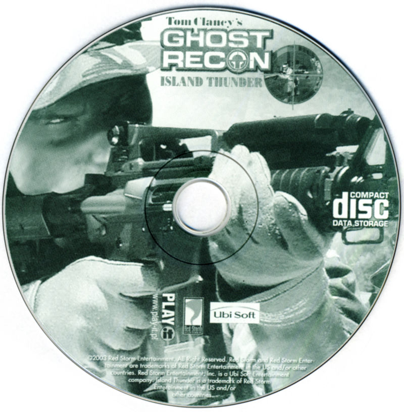 Tom Clancy's Ghost Recon: Island Thunder Windows Media