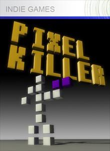 Pixelkiller Xbox 360 Front Cover