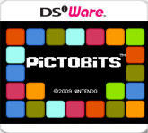 Art Style: Pictobits Nintendo DSi Front Cover
