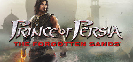 Prince of Persia: The Forgotten Sands Windows Front Cover