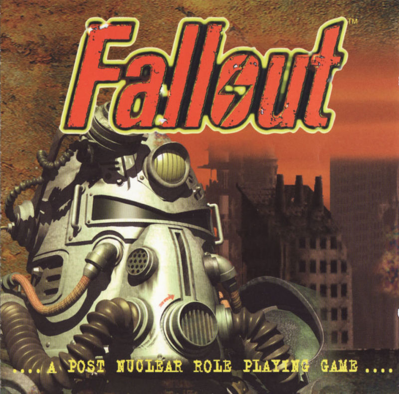 Fallout DOS Other Jewel Case - Front