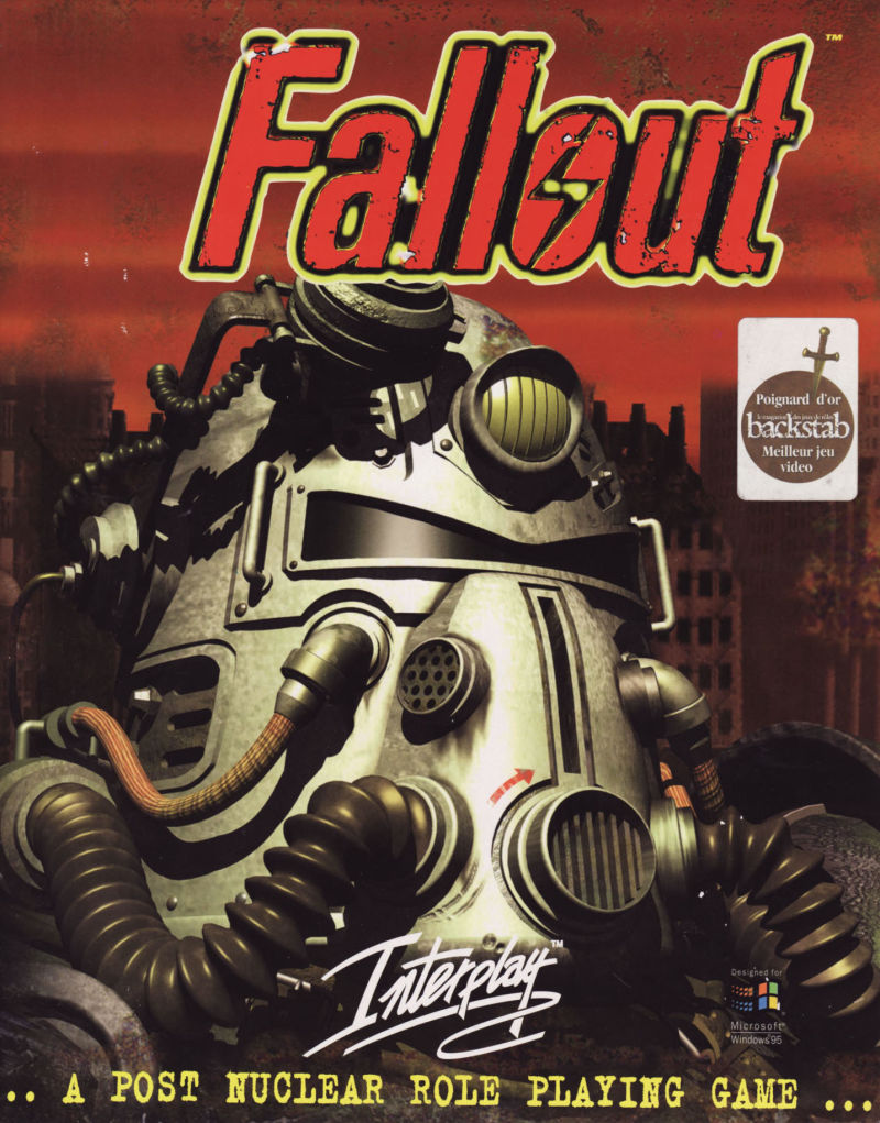 Fallout DOS Front Cover