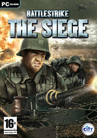 Battlestrike: The Siege Windows Front Cover