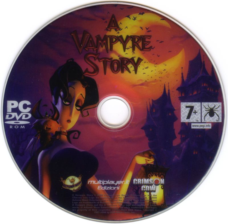 A Vampyre Story Windows Media