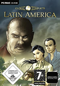 Global Conflicts: Latin America Macintosh Front Cover