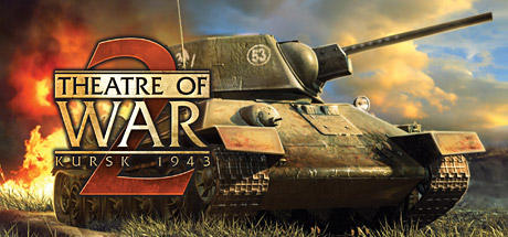 Theatre of War 2: Kursk 1943  Windows Front Cover