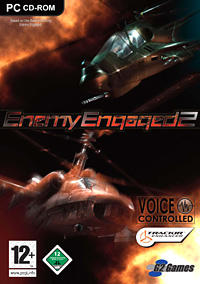 Enemy Engaged 2 Windows Front Cover