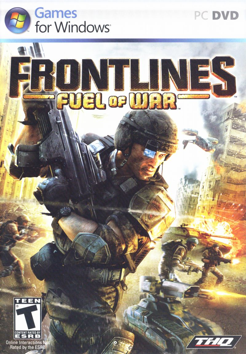 Frontlines Fuel Of War (PC) 2008