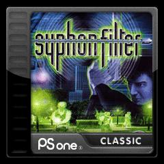 Syphon Filter PlayStation 3 Front Cover