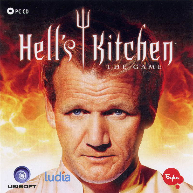 Hell's Kitchen: The Game Windows Front Cover