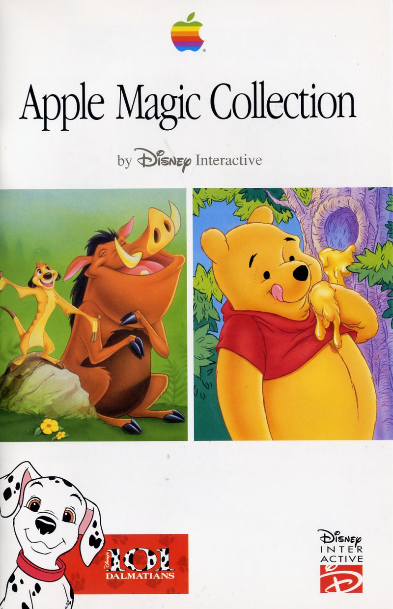 Apple Magic Collection 3 Macintosh Front Cover