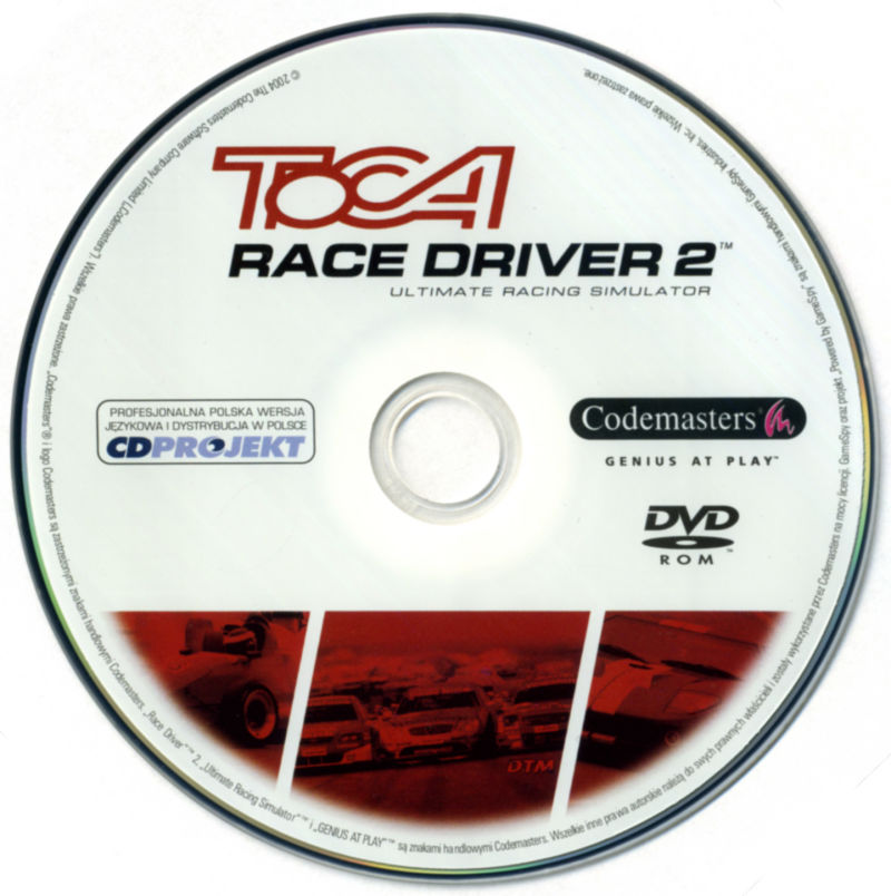 TOCA Race Driver 2 Windows Media