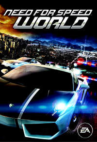 Need for Speed: World Windows Front Cover