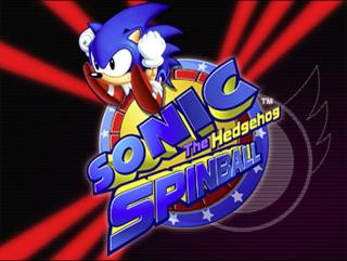 Sonic the Hedgehog: Spinball Windows Front Cover