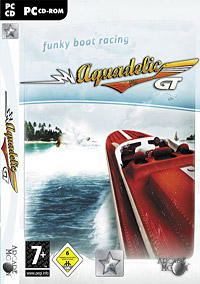 Power Boat GT Windows Front Cover