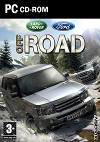 Ford Racing Off Road Windows Front Cover