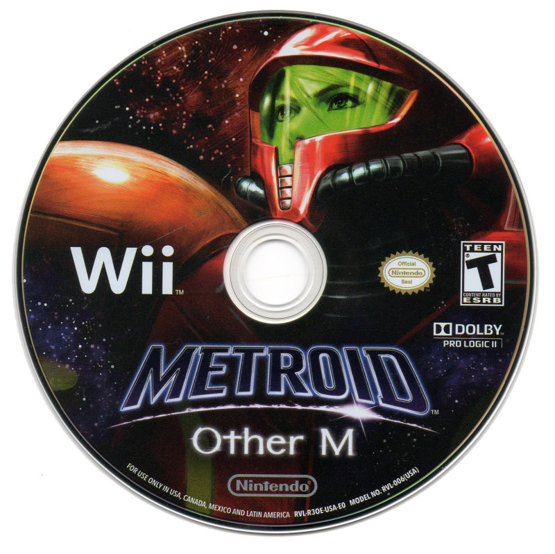 Metroid: Other M Wii Media