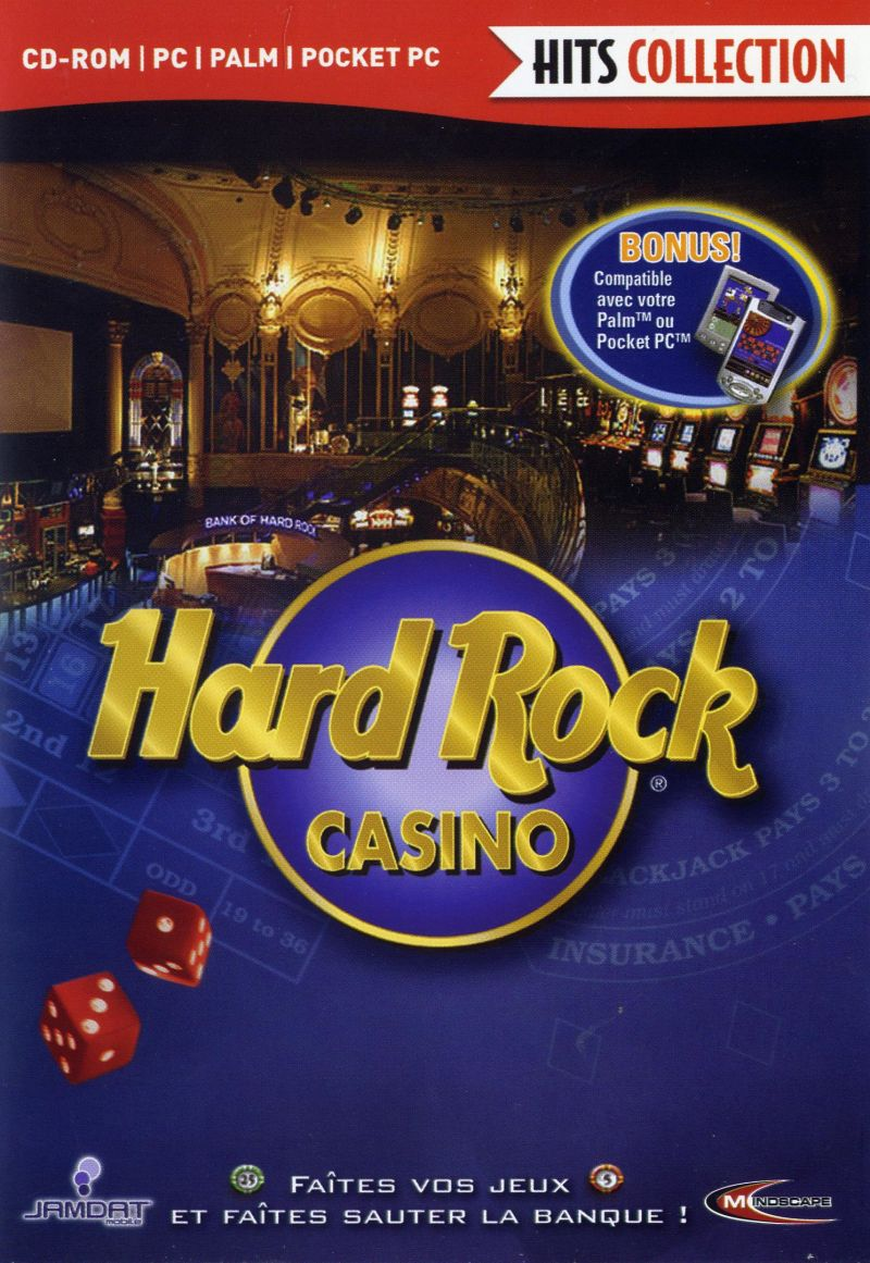 Hard Rock Casino Palm OS Front Cover