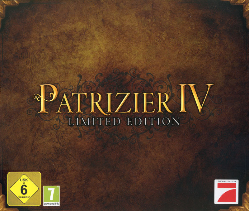 Patrizier IV (Limited Edition) Windows Front Cover