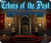 Echoes of the Past: The Castle of Shadows Windows Front Cover
