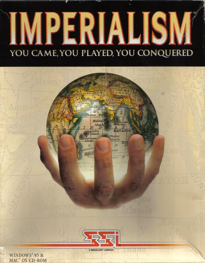 Imperialism Macintosh Front Cover