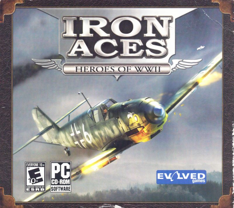 Iron Aces: Heroes of WWII Windows Front Cover