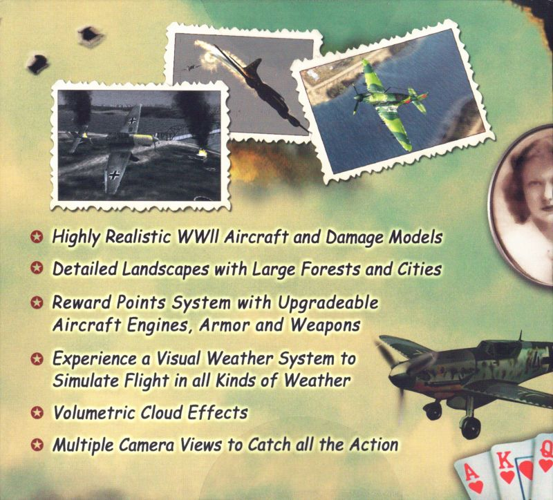 Iron Aces: Heroes of WWII Windows Inside Cover Right