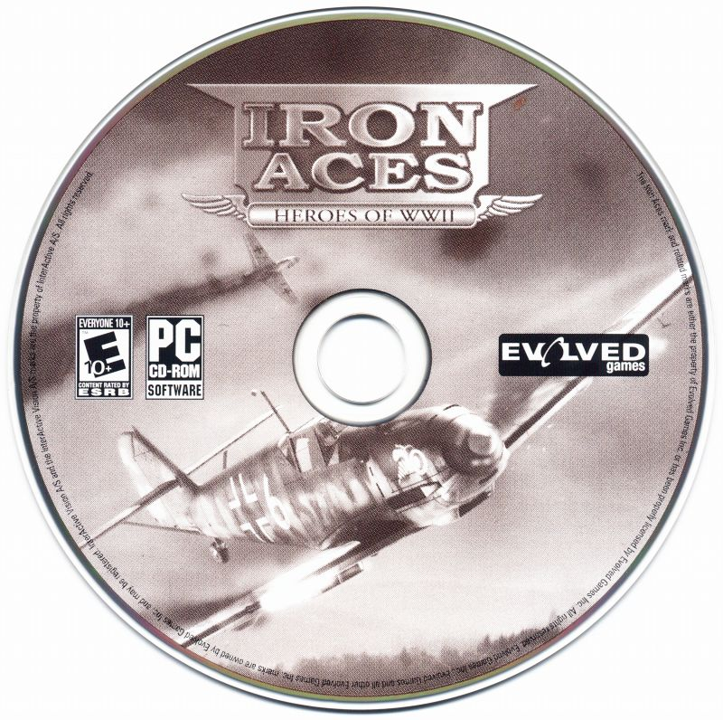 Iron Aces: Heroes of WWII Windows Media