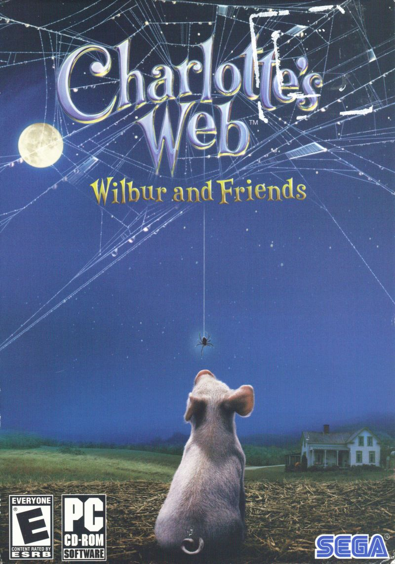 Charlotte's Web: Wilbur and Friends Windows Front Cover