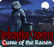 Redemption Cemetery: Curse of the Raven Windows Front Cover