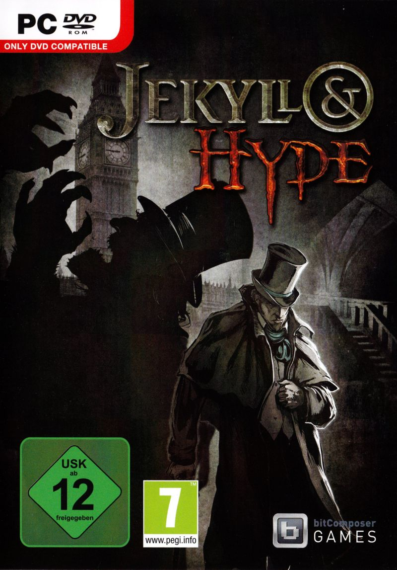 Jekyll & Hyde Windows Front Cover