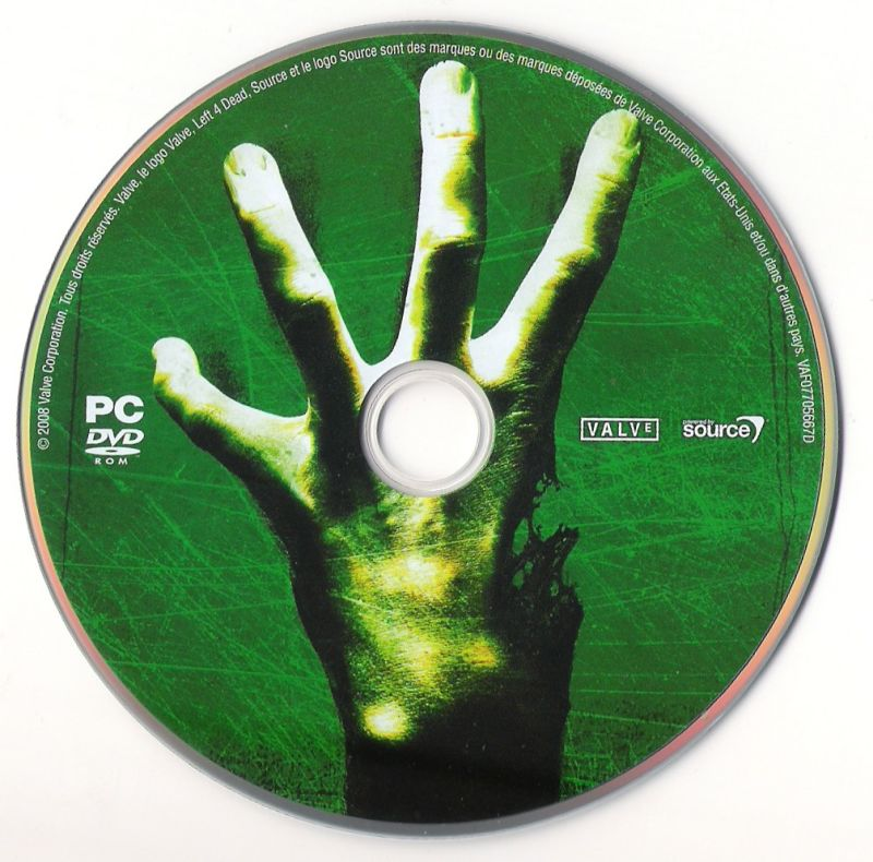 Left 4 Dead Windows Media