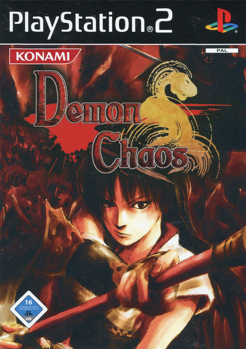 Demon Chaos PlayStation 2 Front Cover