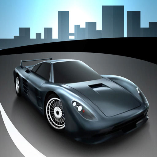 Fastlane Street Racing iPhone Front Cover
