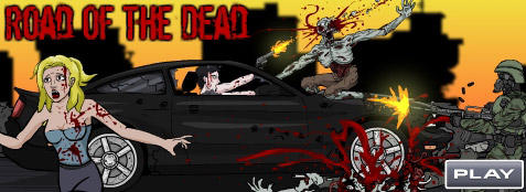 Road of the Dead Browser Front Cover