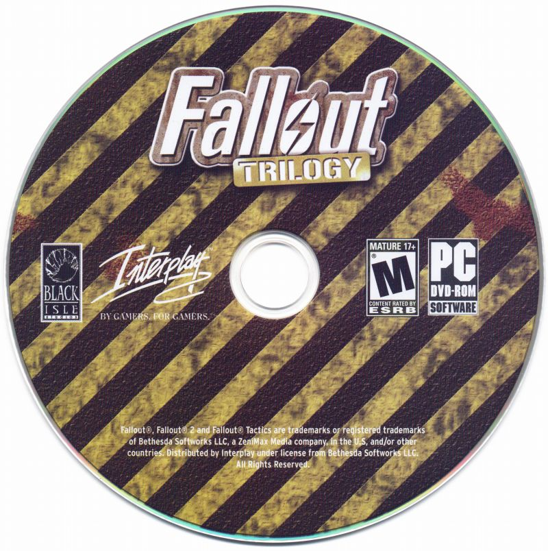 Fallout Trilogy Windows Media