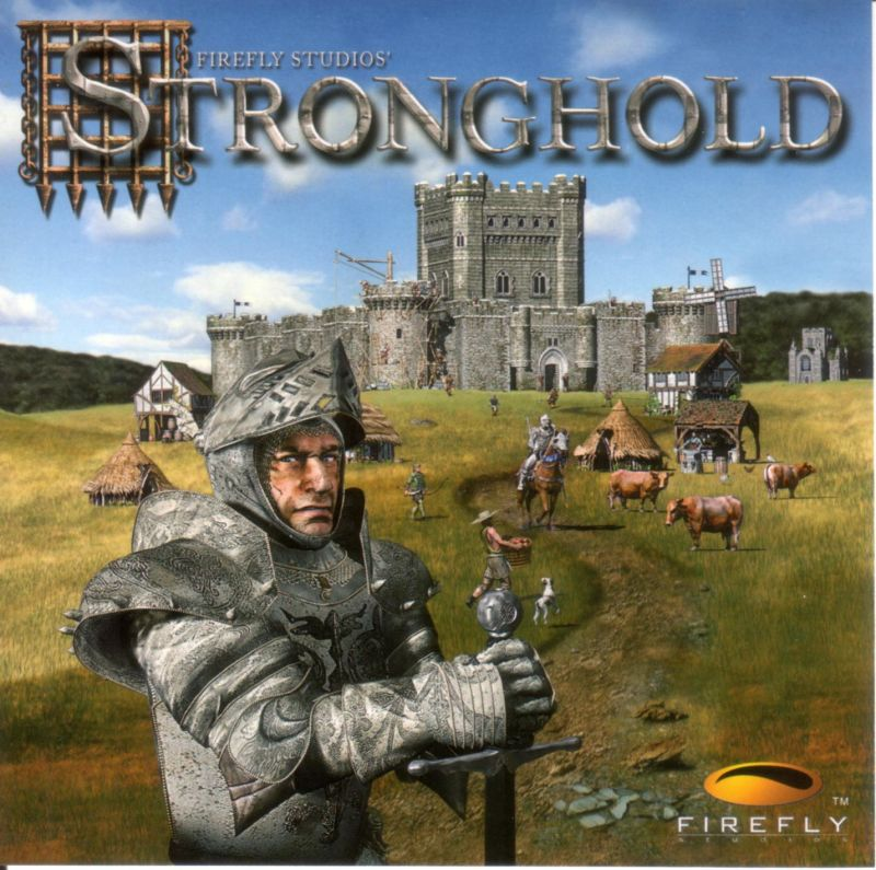 FireFly Studios' Stronghold Windows Other Jewel Case - Front